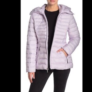 Quilt Flared Puffer Jacket NWT